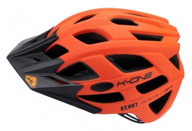Casco Kenny K One Azul Naranja   Negro 2021 S M  55 58 Cm