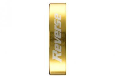 Bagues Lock-On Reverse Or (x2)
