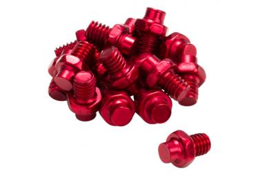 Pins de Rechange Reverse pour Pédales Escape Rouge