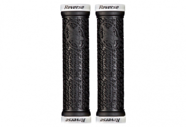 Reverse Grips Stamp Black / White