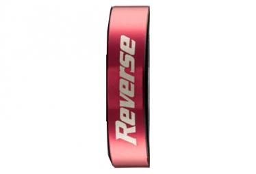 Bagues Lock-On Reverse Rouge (x2)