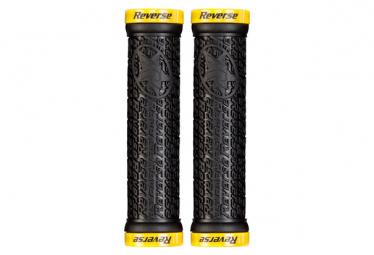 Reverse Grips Stamp Schwarz / Gelb