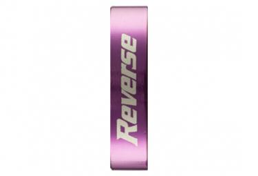 Bagues Lock-On Reverse Violet (x2)