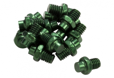 Reverse Spare Pins for Escape Pedals Green