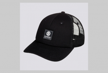 ELEMENT, Icon mesh cap, All black