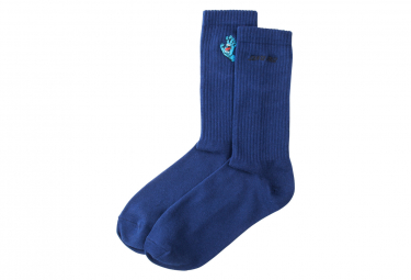 SANTA CRUZ, Screaming mini hand sock, Dark navy