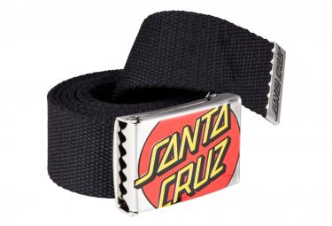 SANTA CRUZ, Crop dot belt, Black