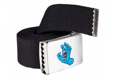 SANTA CRUZ, Screaming mini hand belt, Black