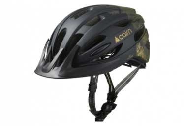 Casque Cairn Fusion Mat Black Forest