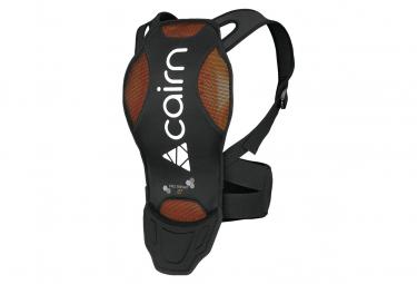 Back protector Cairn Pro Impakt D3O Black