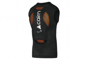 Cairn Proride D3O Protective Vest with Back Protector Black