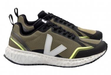 Chaussures de Running Veja Condor Kaki / Gris
