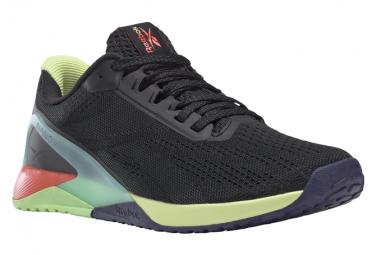 Zapatillas Reebok Nano X1 para Mujer Negro / Multicolor
