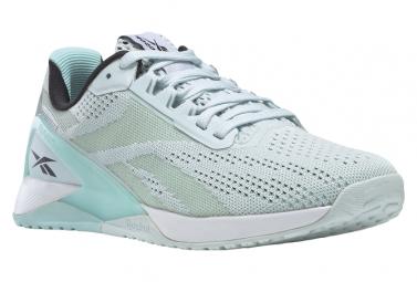 Zapatillas Reebok Nano X1 para Mujer Verde / Blanco