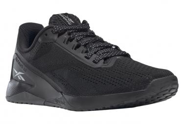 Zapatillas Reebok Nano X1 para Mujer Negro
