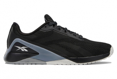 Chaussures de Cross Training Femme Reebok Nano X1 Noir / Gris