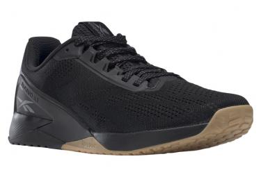 Zapatillas Reebok Nano X1 para Hombre Negro / Marrón