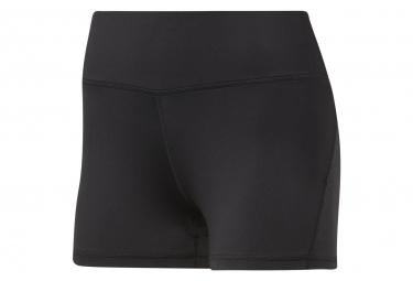 Pantalon Corto Reebok Workout Negro Mujer Xs
