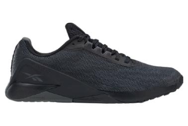 Zapatillas Reebok Nano X1 Grit para Hombre Negro / Gris