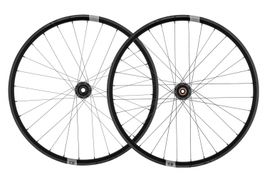 Paire de Roues Crankbrothers Synthesis E-MTB 29'' | Boost 15x110 - 12x148mm | 6 trous Shimano Microspline