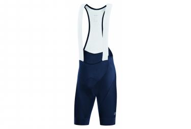 Culotte con tirantes gore wear c3   azul l