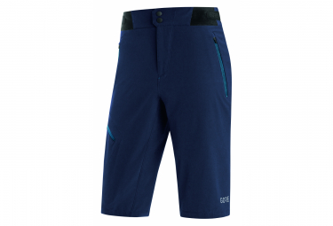 Pantalones Cortos Gore Wear C5 Azul S