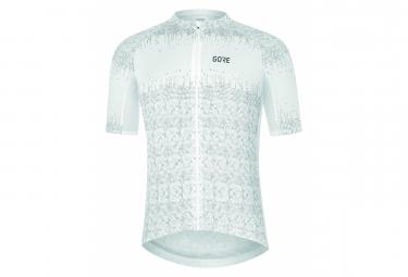 Gore Wear Magix Short Sleeve Jersey White