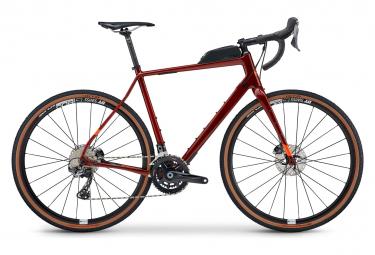 Gravel Bike Fuji Jari Carbon 1.1 Shimano GRX 11V Rouge