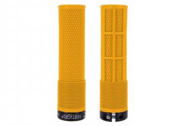 DMR DeathGrip flanschlose Griffe 29,8 mm Gelb