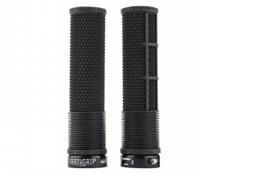 DMR DeathGrip Flangeless Thin Grips Black