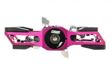 DMR Pedals V-Twin Magenta