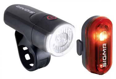 Kit d'Éclairage Sigma Aura 30 / Curve Noir