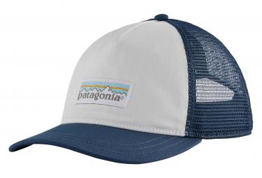 Casquette Femme Patagonia Pastel P-6 Label Layback Trucker Hat Blanc