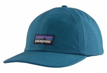 Gorra Patagonia P 6 Label Trad Azul