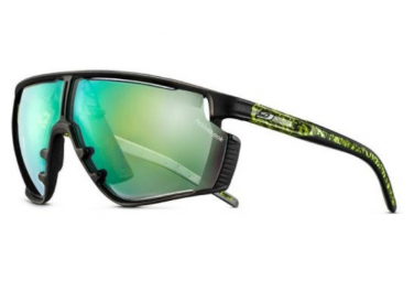 Image of Lunettes connectees julbo evad 1 reactiv performance 1 3 noir jaune