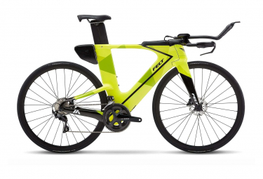 Vélo de Triathlon Felt IA Advanced 105 Shimano 105 11V 700 mm Vert Chartreuse 2021
