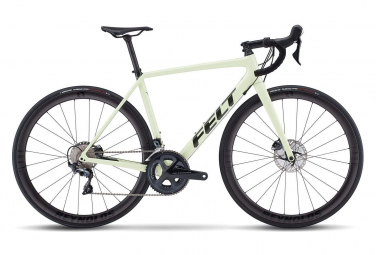 Vélo de Route Felt FR Advanced Ultegra Shimano Ultegra 11V 700 mm Vert Glow 2021