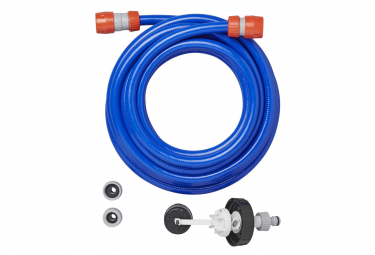 Image of Aquaroll adaptateur secteur bleu 7 5 m