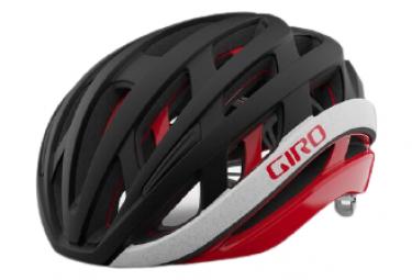 Casco De Carretera Giro Helios Spherical Mips Negro   Rojo Mate 2021 L  59 63 Cm