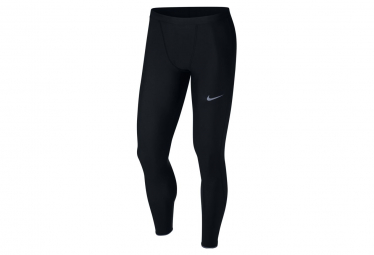 Nike Dri Fit Running Long Tights Negro Hombre
