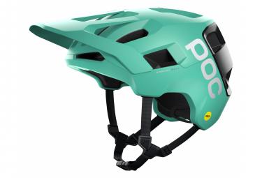 Casco Poc Kortal Race MIPS All Mountain Verde / Negro 2021