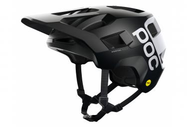 Casco Poc Kortal Race MIPS All Mountain Nero / Bianco 2021