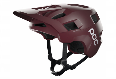 Casque All Mountain Poc Kortal Rouge 2021