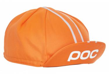 Gorra Poc Essential Naranja L Xl