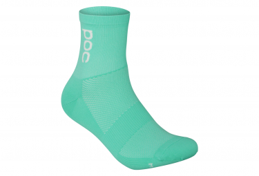 Calcetines Poc Essential Road Lt Verde 43 45