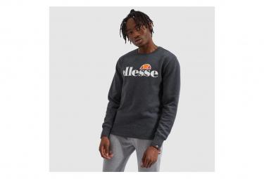 ELLESSE, Sl succiso sweatshirt, Dark grey marl