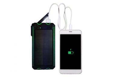 CHARGEUR SOLAR POWER 12 000 Panneaux solaires Energie Electronique