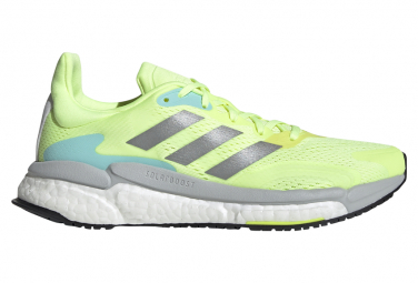 Adidas Solar Boost 3 gelbe Damen Laufschuhe