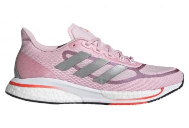 Zapatillas Para Correr Adidas Supernova   Rosa Para Mujer 40