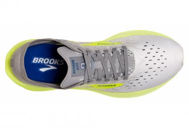 Zapatillas Brooks Running Hyperion Elite 2 para Hombre Gris / Amarillo